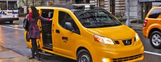 Nova Iorque: Nissan já começou a produção do novo táxi